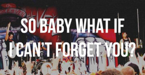 PTV ILL BURN YOUR NAME INTO MY THROAT, ILL BE THE FIRE THAT'LL CATCH ...