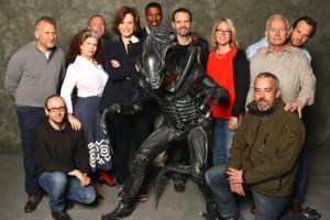 aliens Sigourney Weaver Lance Henriksen Michael Biehn Bill Paxton