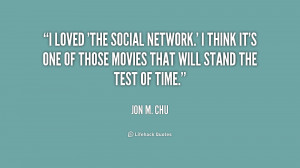 Social Network Quotes