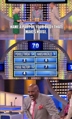 20 Funniest Moments From Family Feud With Steve Harvey