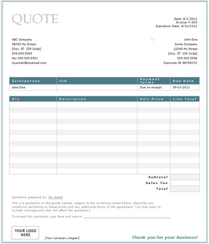 Detailed Travel Expense Template