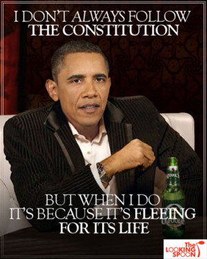 The Most Constitutionally Uninterested Man in the World