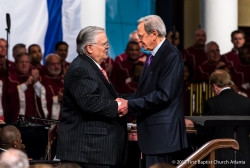 Pastor John Hagee and Dr. Charles Stanley Hold Historic Night to Honor ...