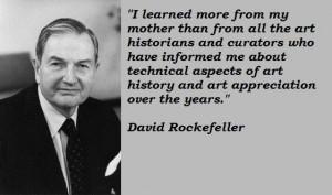 David rockefeller famous quotes 4