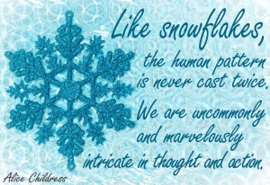 Quotes Winter Like Snow