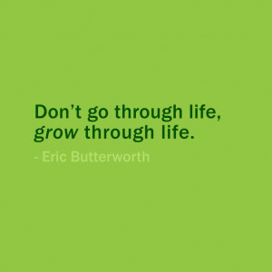 Eric Butterworth #quotes