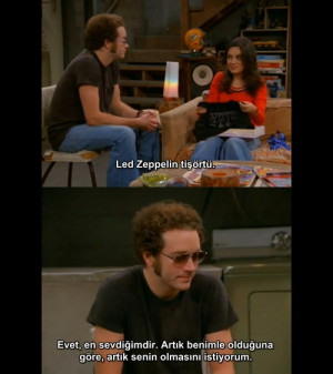 That 70's Show Jackie Burkhart and Steven Hyde