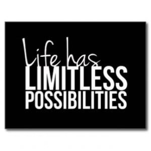 Limitless Quotes Gifts