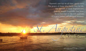 St. Augustine in Quotes