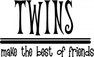 Sayings about Twins