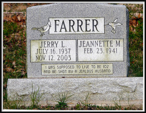 20 Amazingly Funny and Unique Tombstones