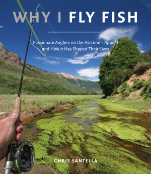 ... few extra hours in their allotted lifespan for time spent fly fishing