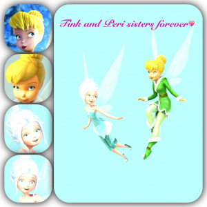 Tinkerbell & the Mysterious Winter Woods Sister sayings