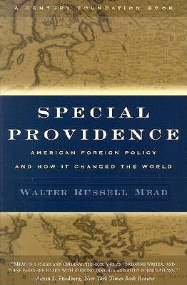 """Start by marking """"Special Providence: American Foreign Policy and ..."""