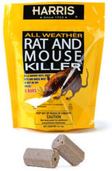 Rat & Mouse Killer All Weather