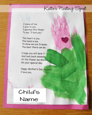 Flower Poem For Mother Day