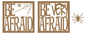 Quick Quotes - Halloween Collection - Bag O'Chips - Chipboard Laser ...