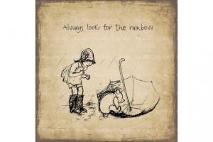 Rainy Days Quotes Winnie the pooh rainy day