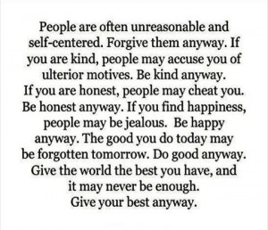 Do good !