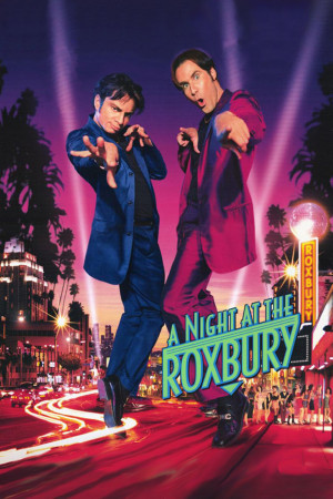 Night at the Roxbury High Resolution Poster