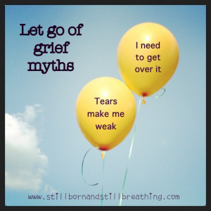 Myths about Grief & Mourning after Pregnancy & Child Loss