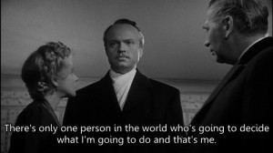 ... 10th, 2015 Leave a comment Class movie quotes Citizen Kane quotes