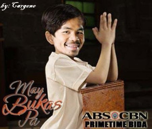 Manny Pacquiao Funny Photo