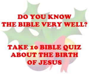 Birth Of Jesus Trivia | Economics Books