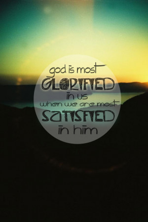 graphics by Stephanie Reif quote: John Piper