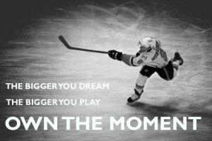 hockey, quotes, sayings, dream, play, inspirational