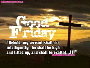 Good Friday Quotes Pictures