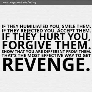 god s revenge
