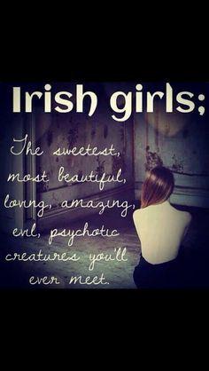 Irish Redhead Quotes. QuotesGram