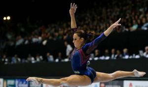 mondiali ginnastica artistica vanessa ferrari medaglia d argento