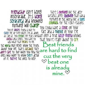 friendship quotes for girls