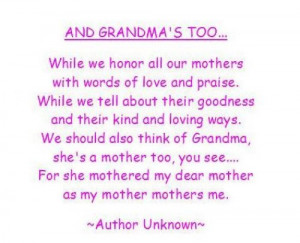 Mothers Day Cards Sayings...