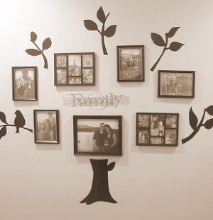 Family Tree for Under $10