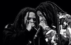 Mr. Stephen Marley & Mr. Julian Marley
