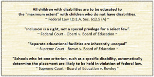 Quotes About Inclusion in Education