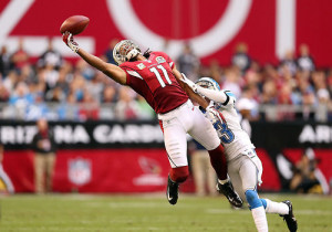 Larry Fitzgerald one handed snag
