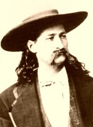 ... Дикий Билл Хикок (photo Wild Bill Hickok