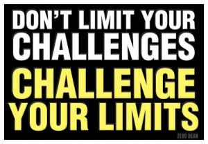 Challenge Quotes 20