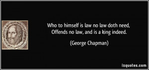 More George Chapman Quotes
