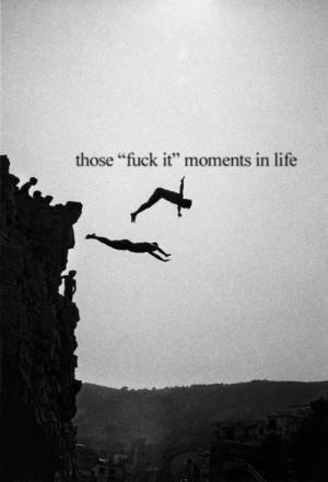 ... beach ocean black & white fuck it jump diving memories base jump