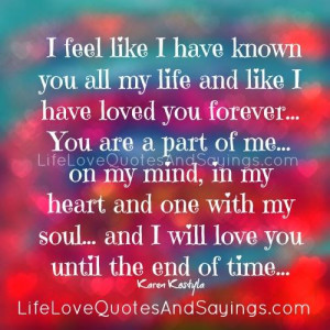 love you with all my heart quotes