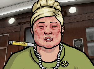 Pam Poovey - Archer Wiki