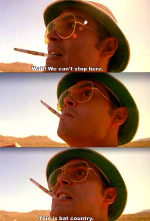 Fear And Loathing In Las Vagas #Film #Movie