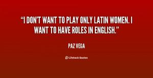 Latina Woman Quote