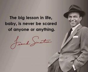 frank sinatra quotes