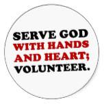 Volunteer Inspirational Bible Verses